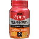 UHA味覚糖 UHAグミサプリ マルチビタミン60粒(30日分)