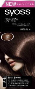 サイオスヘアカラークリーム5リッチブラウン【ラッキーシール対応】