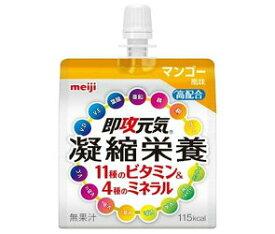 【送料無料】 即攻元気ゼリー 11種のビタミン&4種のミネラル マンゴー味 150g×30個