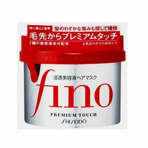 資生堂 フィーノ プレミアムタッチ 浸透美容液ヘアマスク 230g【fino】