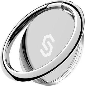Syncwire スマホリング 正規品 おしゃれ 薄型 360°回転 落下防止 スタンド機能 バンカーリング 定番