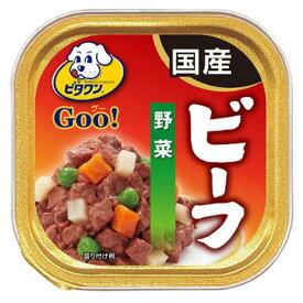 ビタワングー 成犬用 極旨 ビーフ・野菜 100g ドッグフード ビタワン 2個入り 関東当日便