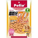 ペティオ おいしくスリム 脂肪分約70%オフ ササミビッツ 80g 犬 おやつ ささみ 2袋入り 関東当日便