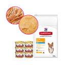 サイエンスダイエット ライト小粒 肥満傾向の成犬用 6.5kg+アダルト ターキー 85g×6缶+鶏ささみ細ジャーキー…