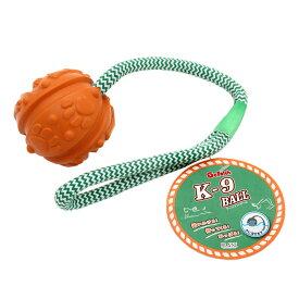 プラッツ K−9 ボール M オレンジ 関東当日便