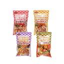 アソート サンメイト コックパン おやつ 4種各1袋【HLS_DU】 関東当日便