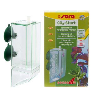 セラ CO2スタート CO2フルセット ラクラクCO2添加 関東当日便