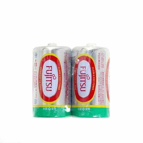 単2形 アルカリ乾電池 1.5V 2本組 関東当日便