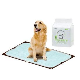 犬 トイレ ワンコトイレマット&ペットシーツセット スーパーワイド 大型犬 多頭飼い 関東当日便