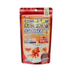 コメット 金魚の主食納豆菌 色揚げ 小粒 90g 関東当日便