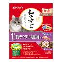 JPスタイル ジェーピースタイル 和の究み 11歳から 飽きやすい高齢猫用 240g(40g×6パック) 関東当日便