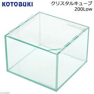 コトブキ工芸 kotobuki クリスタルキューブ 200Low お一人様5点限り 関東当日便