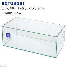 コトブキ工芸 kotobuki レグラスフラット F−600S−Low お一人様1点限り 沖縄別途送料 関東当日便