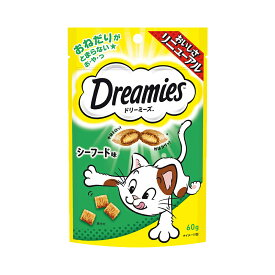 ドリーミーズ シーフード味 60g 関東当日便