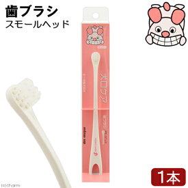 犬口ケア 犬用歯ブラシ スモールヘッド 歯磨き デンタルケア 関東当日便