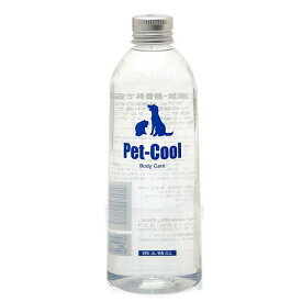 Pet−Cool BodyCare ペットクール ボディケア 詰替え用 300ml 関東当日便