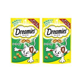 ドリーミーズ シーフード味 60g 2袋入り 関東当日便