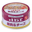 箱売り デビフ 豚肉&チーズ 85g 正規品 国産 ドッグフード 1箱24缶入 関東当日便