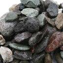 渓流石 No.15 約10kg サイズミックス 粒径約40〜90mm以上 お一人様2点限り 関東当日便