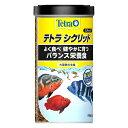 テトラ シクリッド スティック 320g 熱帯魚 餌 関東当日便