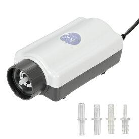 水作 水心 SSPP−3S(エア量ダイヤル調整式) 45〜60cm水槽用エアーポンプ おまけ付き 関東当日便