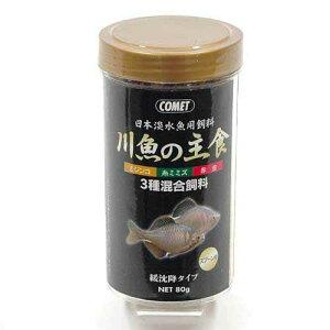 コメット川魚の主食緩沈下タイプ80g