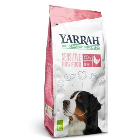 YARRAH(ヤラー) オーガニックドッグフード センシティブ 2kg 正規品 関東当日便