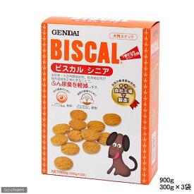 現代製薬 ビスカル シニア 犬用 900g 犬 おやつ ビスカル 関東当日便