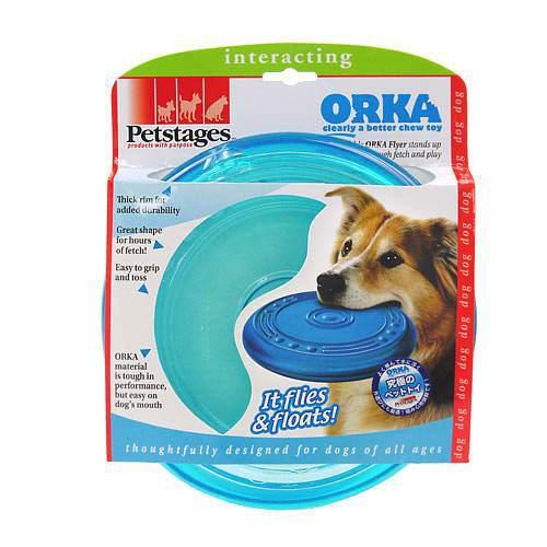 ダッドウェイ オルカ・フライヤー 犬 犬用おもちゃ フリスビー 関東当日便