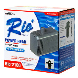 50Hz カミハタ Rio+(リオプラス) 2100 流量32リットル/分 (東日本用) 沖縄別途送料 関東当日便