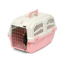 ドギーマン イタリア製ハードキャリー DOGGY EXPRESS S ピンク 犬 猫用キャリーバッグ (5kgまで) 関東当日便