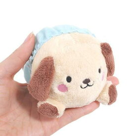 スーパーキャット ふわふわボールミニ いぬ 犬 犬用おもちゃ ぬいぐるみ 関東当日便