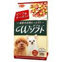 ビタワン君のWソフト ビーフ・チーズ入り 330g(小分け3パック) ドッグフード ビタワン 関東当日便