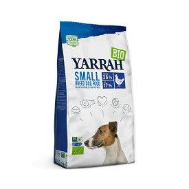 YARRAH(ヤラー) オーガニックドッグフード 小型犬専用 2kg 関東当日便