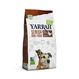 YARRAH(ヤラー) オーガニックドッグフード シニア 2kg 関東当日便