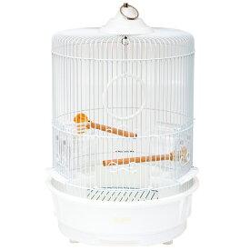 HOEI 丸籠 R440M−P ホワイト塗装 鳥 ケージ 鳥かご 沖縄別途送料 関東当日便
