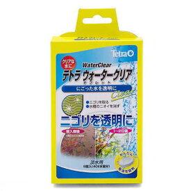 テトラ ウォータークリアタブレット 8錠入り 熱帯魚・金魚・亀(淡水)用 関東当日便