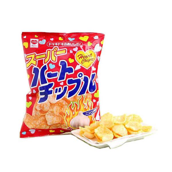 食品 ハートチップル 63g 関東当日便