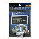 テトラ デジタル水温計 ブラック BD−1【HLS_DU】