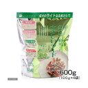 ペッツルート クロレラ野菜入りやさしいフードライト 600g(100g×6袋) ドッグフード 関東当日便