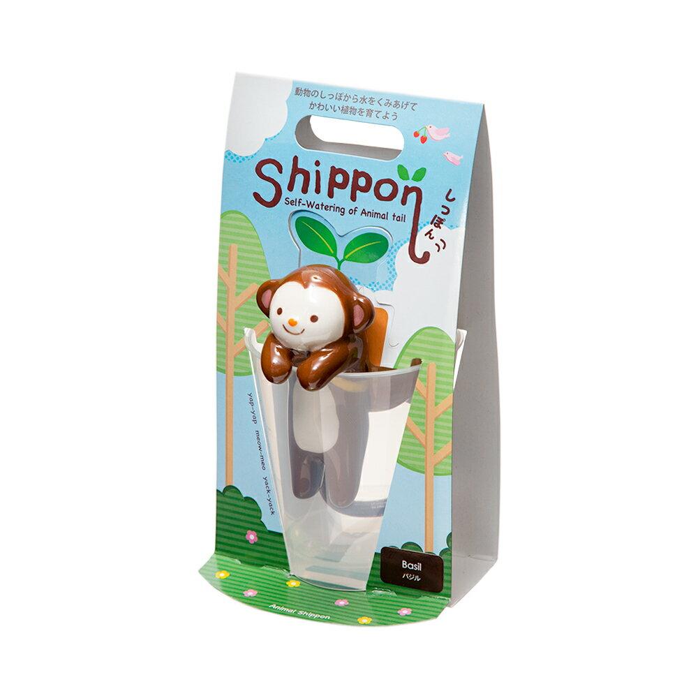 Shippon(しっぽん) サル バジル 家庭菜園 キッチン菜園 関東当日便