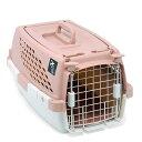 ペットスイート S チョコ(中敷マット付) 小型犬 猫用キャリーバッグ キャリーケース クレート(4.5kgまで)…