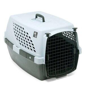 ペットスイート L グレー 小型・中型犬用キャリーバッグ キャリーケース クレート(15kgまで) お一人様1点限り 関東当日便
