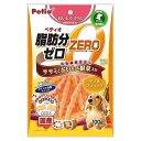 ペティオ おいしくスリム 脂肪分ゼロ ダブルスティック ササミとおいも&根菜入り 100g 犬 おやつ ささみ 関東当日便