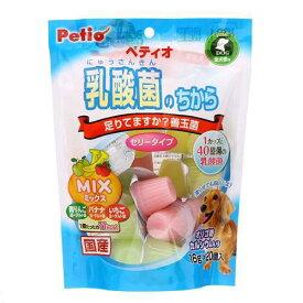 ペティオ 乳酸菌のちから ゼリータイプ MIX 16g×20個入り 犬 おやつ 関東当日便
