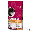 アウトレット品 数量限定 毛玉ケア アイムス シニア猫用 7歳以上 うまみチキン味 5kg 正規品 キャットフード…