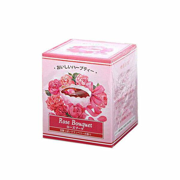食品 生活の木 おいしいハーブティー ローズブーケ 10個入り ノンカフェイン 関東当日便