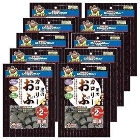 ドギーマン 黒のカロリーおふ 30g 犬 おやつ 10袋入り 関東当日便