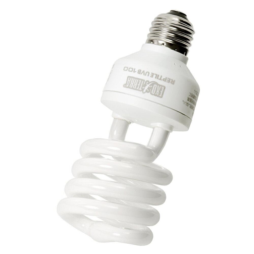 交換球 GEX エキゾテラ レプタイルUVB 100 26W 爬虫類 ライト 紫外線灯 UV灯 関東当日便