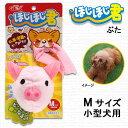 アウトレット品 GEX ほじほじ君 M ぶた 犬 犬用おもちゃ 訳あり 関東当日便